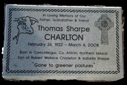 CHARLTON-Thomas
