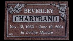 CHARTRAND-Beverley