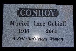 CONROY-Muriel