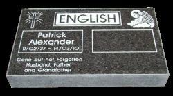 ENGLISH-Patrick