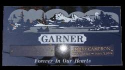 GARNER-Mary