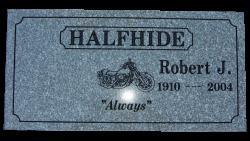 HALFHIDE