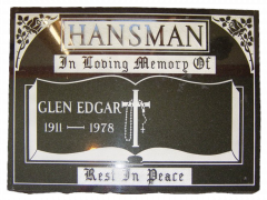 HANSMAN-Glen