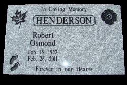 HENDERSON-Robert