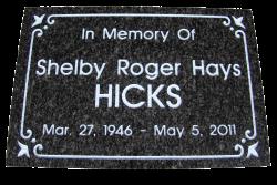 HICKS-Shelby