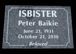 ISBISTER-Peter