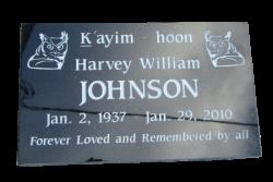 JOHNSON-Harvey