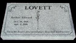 LOVETT-Arthur