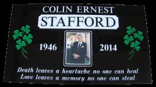 STAFFORD-Colin