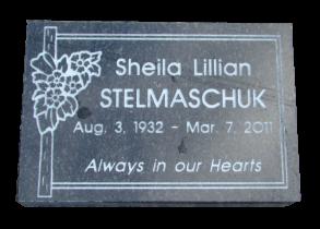 STELMASCHUK-Sheila