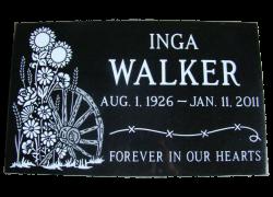 WALKER-Inga