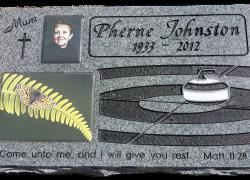 JOHNSTON-Pherne