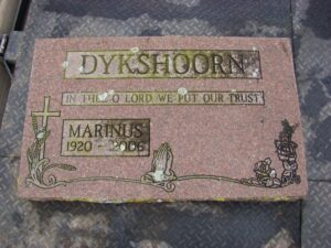 Dykshoorn - Before