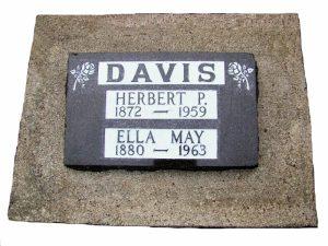 E. Davis - After