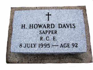 H. Davis - After