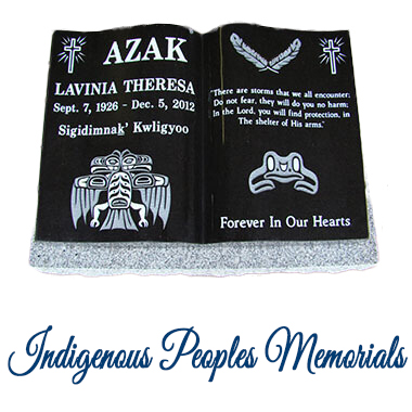 Native Headstone Monuments