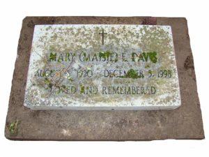 M. Davis - Before