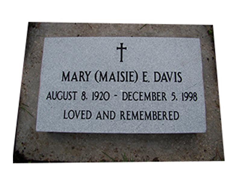 M. Davis - After