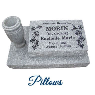 Sloping Pillow Marker